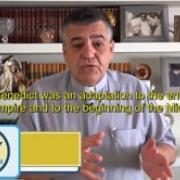Commented News. Change of epoch. Fr. Santiago Martin, FM