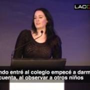La hija de una pareja de lesbianas lamenta haber crecido sin una figura paterna. LACONTRA.TV