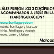 Examén sobre Jesús