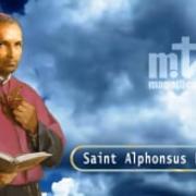 Saint Alphonsus Liguori 1 de Agosto