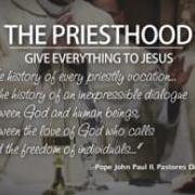The Priesthood Give Everything to Jesus HM Television
