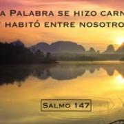 La palabra se hizo carne (Salmo 147) Athenas & Tobías