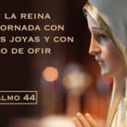 Es la Reina, adornada con tus joyas (Salmo 44), Athenas & Tobías Buteler