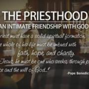 The Priesthood An Intimate Friendship with Christ - HMTelevision