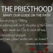 The Priesthood Mary Our Guide on the Path - HMTelevision