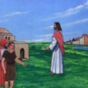 Cycle C_ Sunday Gospel Video, The 28th Sunday in Ordinary Time Holy Heroes