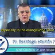 Commented News Word and Tradition Fr Santiago Martin, FM