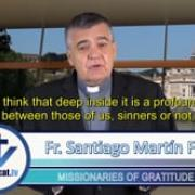 Commented News To truly believe in Christ's divinity Fr Santiago Martin, FM