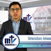 Informativo Semanal 08.01.2020 Español