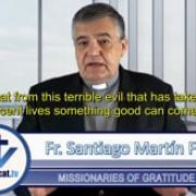 Commented News Deceleration Interval Fr Santiago Martin, FM