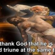 The Year of Gratitude | 4. To thank God that he is one and triune at the same time | Magnificat.tv