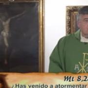 Homilía, Miércoles, XIII semana del Tiempo Ordinario (01.07.2020)