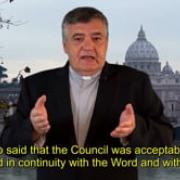 Commented News. The Council. Again. Fr. Santiago Martin, Fm