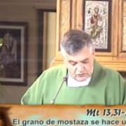 Homilía, Lunes, XVII semana del Tiempo Ordinario (27.07.2020)