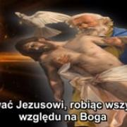 19. Dziękować Jezusowi, robiąc wszystko ze względu na Boga