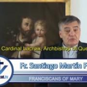 Commented News | The silence of the lambs | Fr. Santiago Martin FM