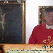Today's homily | Saint Maximilian Kolbe, Priest and Martyr | 08.14.2020 | Fr. Santiago Martin FM