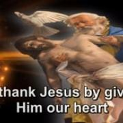 The Year of Gratitude | 14. To thank Jesus by giving him our heart | Magnificat.tv