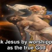 The Year of Gratitude | 15. To thank Jesus by worshipping him as the true God | Magnificat.tv