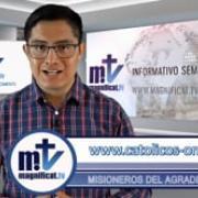 Informativo semanal 09.09.2020 Español