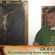 Today's homily | Friday of the Twenty-Fourth Week in Ordinary Time | 09.18.2020 | Fr. Santiago Martin FM