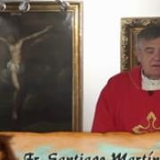 Today's homily | Saint Matthew, Apostle and Evangelist | 09.21.2020 | Fr. Santiago Martin FM