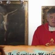 Today's homily | Saint Matthew, Apostle and Evangelist | 09.21.2020 | Fr. Santiago Martin FM