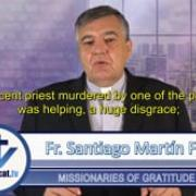Commented News The failure of the dialogue Fr Santiago Martin, FM