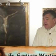 Today's homily, Saint Thérese Of The Child Jesus |10.01.2020 | Fr. Santiago Martin FM