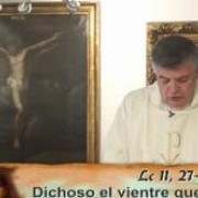 Homilía, Nuestra Señora, la Virgen del Rosario (07.10.2020)