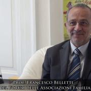 Prof. Francesco Belletti (Spagnolo)