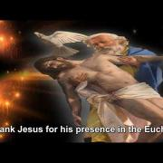 The Year of Gratitude | 26. To thank Jesus for his presence in the Eucharist | Magnificat.tv