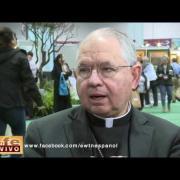 Nuestra Fe en Vivo–Arzobispo Jose H. Gomez y P. Agustino Torres •8 | Mayo | 2017