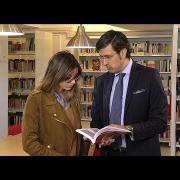 El libro que descubre secretos y monumentos de España en Rom