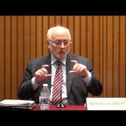¿Existe la Naturaleza humana? (O género, o creación) - Sr. D. Benigno Blanco