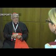 Cardenal Baltazar Porras: En Venezuela la gente pasa hambre