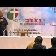 Expo Católica 2013, P. Angel Espinoza de los Monteros, Conferencista