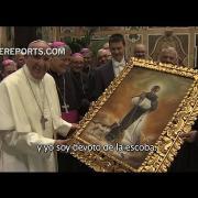 Largo encuentro a puerta cerrada del Papa con obispos del Perú