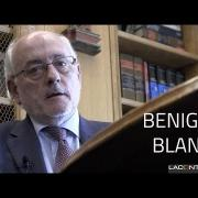 """Benigno Blanco: """"El Estado tiene que dejar en paz a las familias"""""""