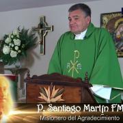 Homilía de hoy   Martes, XVI semana del Tiempo Ordinario   20.07.2021   P. Santiago Martín FM