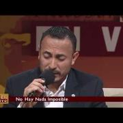 Nuestra Fe en vivo - 2012-11-5 - Javier Maldonado