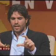 Nuestra Fe en Vivo - Eduardo Verástegui - 07-30-2007