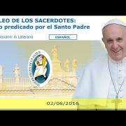 Jubileo de los Sacerdotes - 02.06.2016