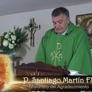 Homilía de hoy   Lunes, XVI Tiempo Ordinario   19.07.2021   P. Santiago Martín FM