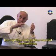 ENTREVISTA EXCLUSIVA DO PAPA FRANCISCO AO FANTÁSTICO - COMPLETO - 28/07/2013 HD