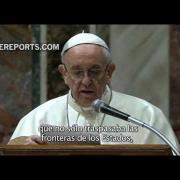 Papa a gobernantes de la UE: Los populismos florecen por el egoísmo y nos asfixian