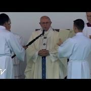 """Papa Francisco en Medellín: """"La Iglesia no es una aduana, tiene las puertas abiertas para todos"""""""