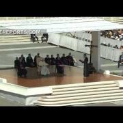 Francisco habla de la unidad de la Iglesia en la Audiencia General