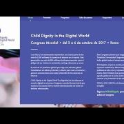 Google y Facebook participan en congreso vaticano sobre ciberacoso a adolescentes