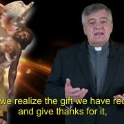 53. Closing of the Year of Gratitude | Fr. Santiago Martín FM